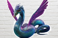 fantastic-beasts-occamy-wall-art-55cm-product-image