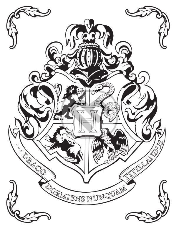 Livre de coloriage Harry Potter - Le Miroir du Riséd Le ...