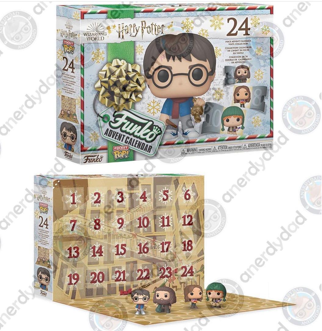 Calendrier De Lavent Harry Potter 2021 Univers Harry Potter.  Le calendrier de l'Avent Harry Potter